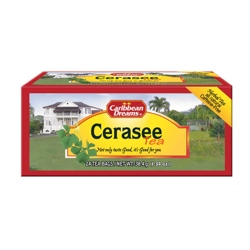 Caribbean Dreams Cerasee Tea
