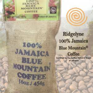 Ridgelyne Blue Mountains Coffee