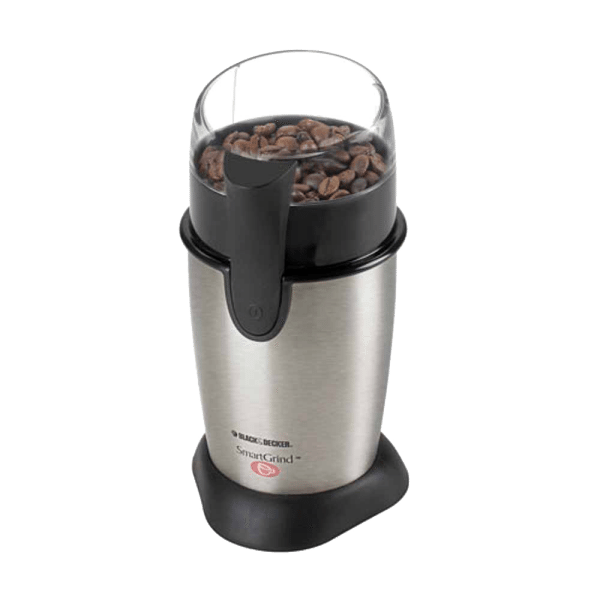 Black& Decker Steel Coffee Grinder