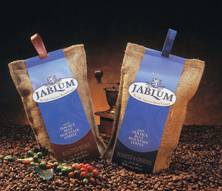 Mavis Bank Coffee Factory produced Jamaican Blue Mountain Coffee under the JABLUM Brand. We sell authentic 100% JABLUM Jamaican Blue Mountain Coffee in 8oz and 16oz Roasted Whole Beans and Roasted Ground
